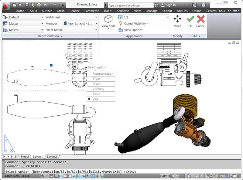 AutoCAD 2012 新功能介紹 Autocad2012_wn_model_documentation_large_800x593