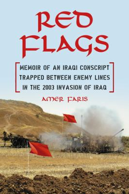 List of book about OIF (Iraq 2003 to present) Red-Flags-9780786442621