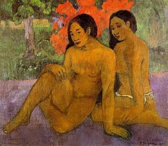 Paul Gauguin: rovina, creatività, rottura, evasione e rinascita 405243_090520221342_50kb_-_GAUGUIN_-famous_painting_entitled__AND_THE_gOLD_OF_THEIR_BODIES_bak