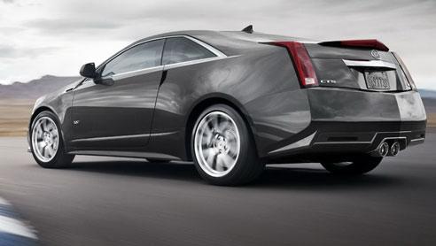 كاديلاك CTS-V  كوبيه Cadillac_CTS-V_Coupe_20111