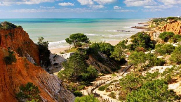 منتجع The Pine Cliffs في البرتغال .. جنّات ع مد النظر 1140587142