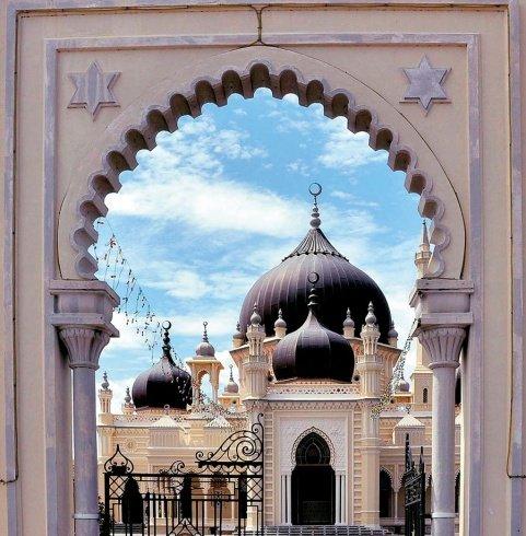 مساجد في آسيا تحف معمارية عصرية 1273491539