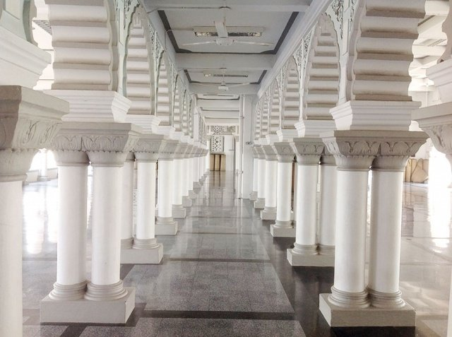 مساجد في آسيا تحف معمارية عصرية 1483788552