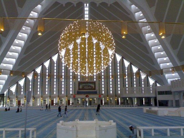مساجد في آسيا تحف معمارية عصرية 1707135139