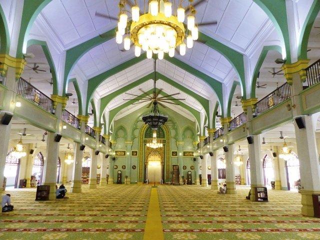 مساجد في آسيا تحف معمارية عصرية 264087285