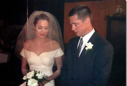اخيرا زفاف براد بيت وانجلينا جولي 806389961