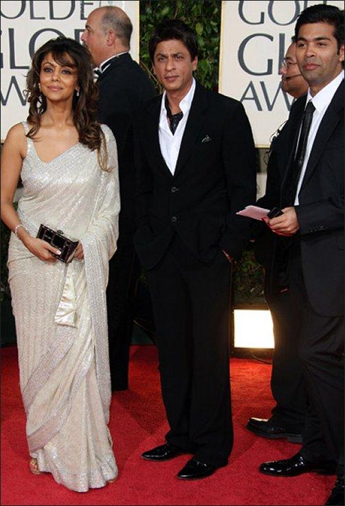 Golden Globe Awards Srk1
