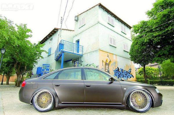 Videoita ja kuvia - Sivu 4 S7-Audi-A6-Low-rider-atypique-77298