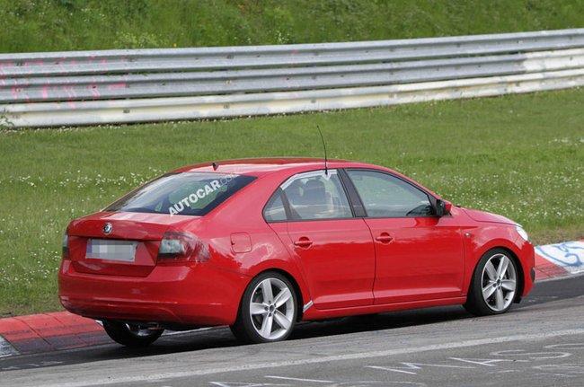 2012 - [Skoda] Rapid - Page 2 S0-La-Skoda-Rapid-surprise-sur-le-Nurburgring-263549
