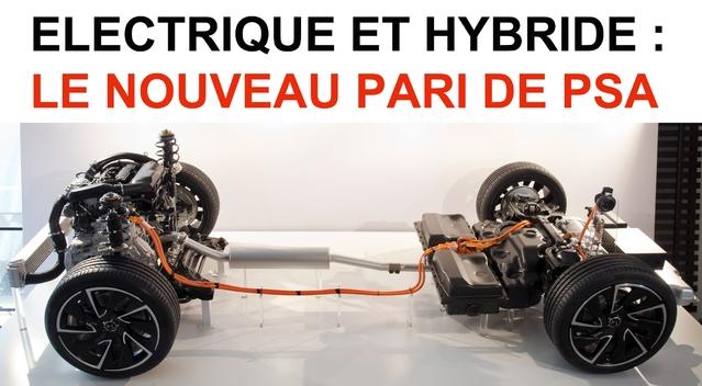Actualité et Essai PEUGEOT et CITROEN S1-electrique-et-hybride-le-nouveau-pari-de-psa-385838