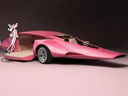 Jeu de l'image S5-La-voiture-de-la-panthere-rose-bientot-a-vendre-72003