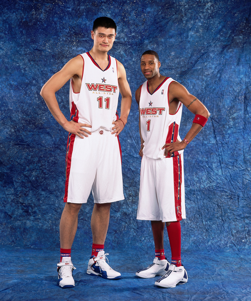 ¿Cuánto mide Yao Ming? - Altura - Real height 001fd04ce7380f8f595314