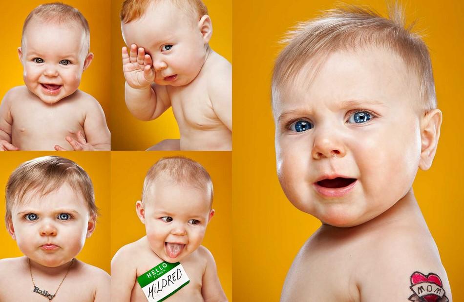 تعابير وجوه محبوبة لأطفال في أمريكا 0013729e7972143c72cb18