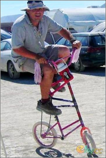Has montado en Bicicleta? Al menos no en una de estas ;) 00114320dbba083f689937