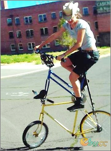 Has montado en Bicicleta? Al menos no en una de estas ;) 00114320dbba083f689938