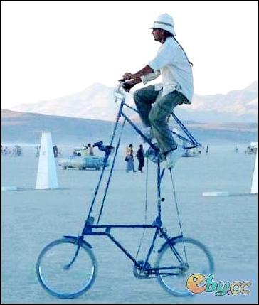 Has montado en Bicicleta? Al menos no en una de estas ;) 00114320dbba083f689a3a