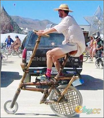 Has montado en Bicicleta? Al menos no en una de estas ;) 00114320dbba083f689a3b