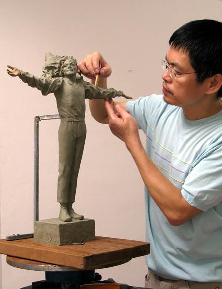 [LA STATUA È STATA INAUGURATA - FOTO E VIDEO] Fans cinesi finanziano la costruzione di una statua di MJ - Pagina 2 001372a9ae270e1fb9b406