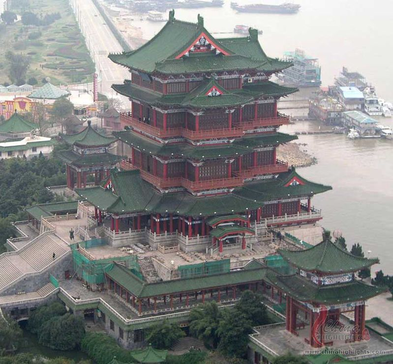 Some Chinese Buildings Features-of-ancient-chinese-architecture