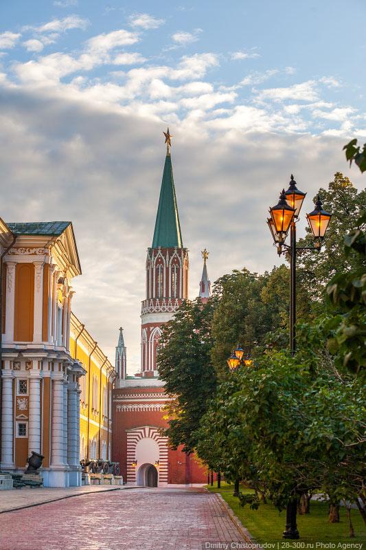 Московский Кремль с воздуха   01