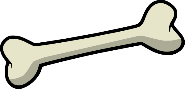 TITANIK - Page 6 Dog-bone-clipart-dog-bone-clipart