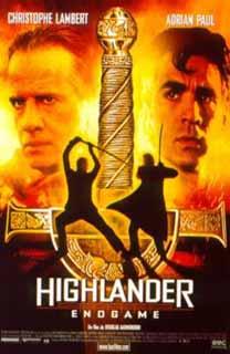 Highlander (1986) Highlanderendgame