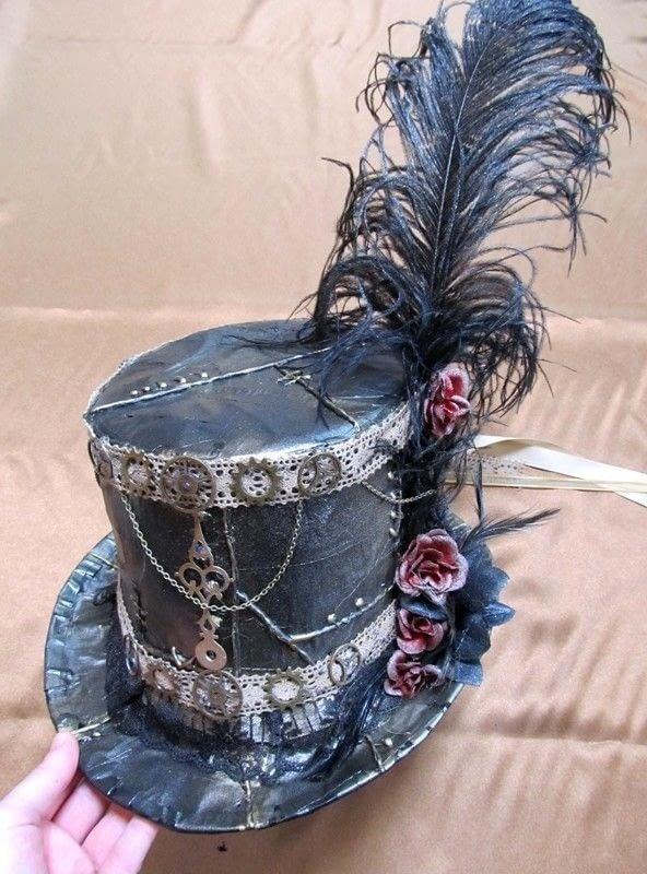 [Steampunk] Chapeaux un peu stempunk Full_HAT_0787SM