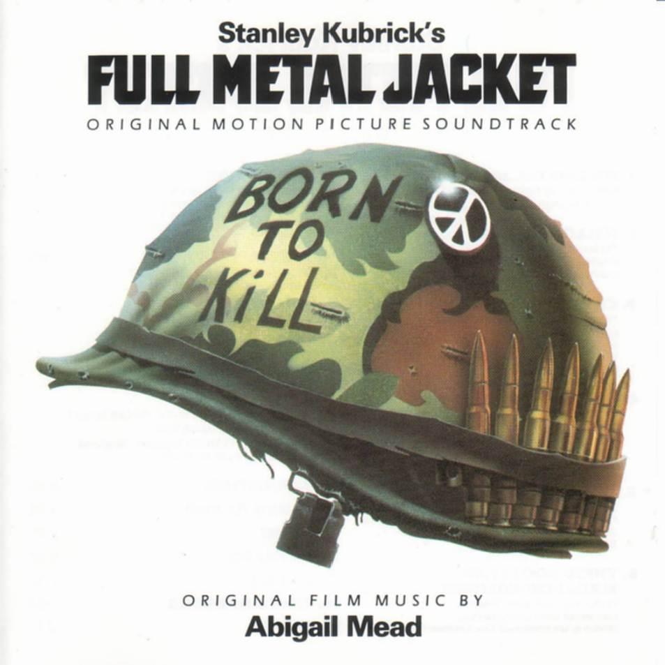CINE BÉLICO BSO_La_Chaqueta_Metalica_(Full_Metal_Jacket)--Frontal