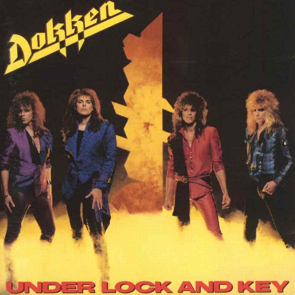 Las peores portadas de la historia de la ¿música? - Página 2 Dokken-Under_Lock_And_Key-Frontal