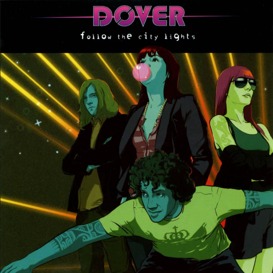 Discos más controvertidos de la historia - Página 4 Dover-Follow_The_City_Lights-Frontal