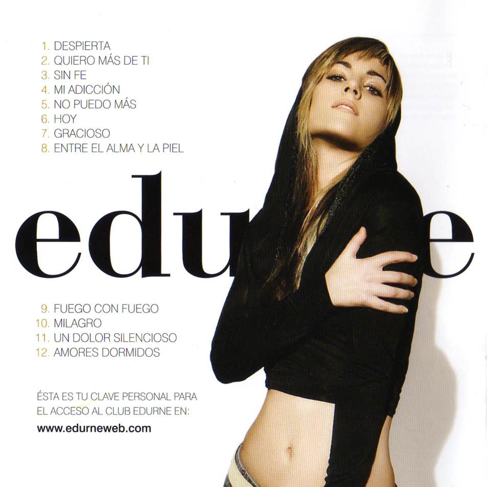 Survivor >> El disco perfecto de Edurne [RONDA SEMIFINAL]  Edurne-Edurne-Interior_Frontal