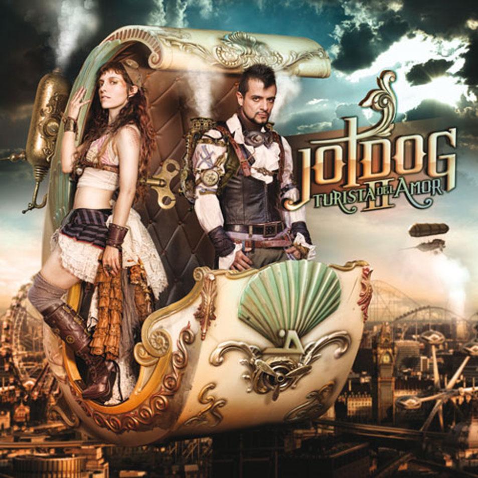 #Music » Qué álbum has escuchado hoy? 2.0 Jotdog-Turista_Del_Amor_II-Frontal