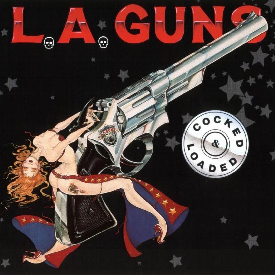 RESCATANDO DISCOS DE LA ESTANTERÍA - Página 2 L_A_Guns-Cocked_y_Loaded-Frontal