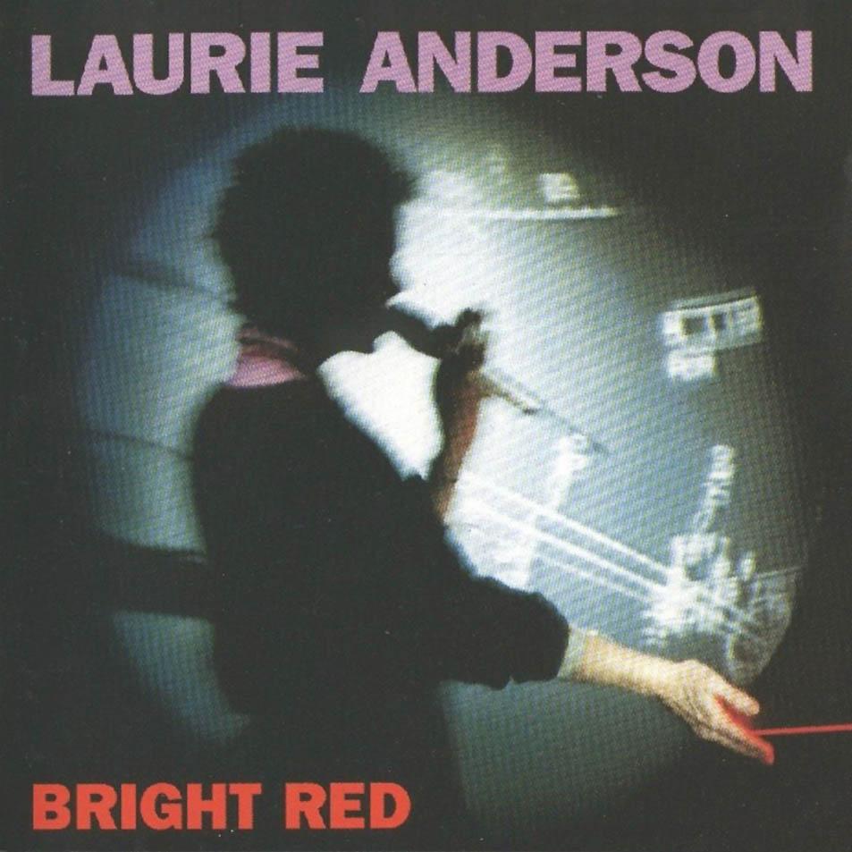Não roda... mas toca! - Página 17 Laurie_Anderson-Bright_Red-Frontal
