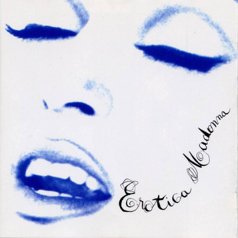 <Tu top 10 álbums favoritos> Madonna-Erotica-Frontal