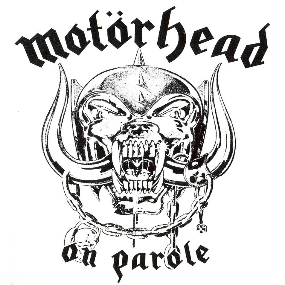 MOTORHEAD Motorhead-On_Parole-Frontal