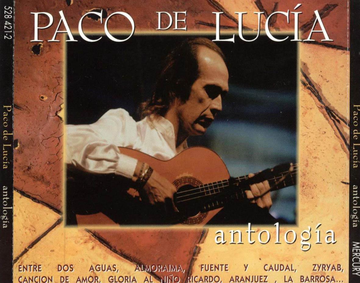 FLAMENCO. - Página 11 Paco_De_Lucia-Antologia-Frontal