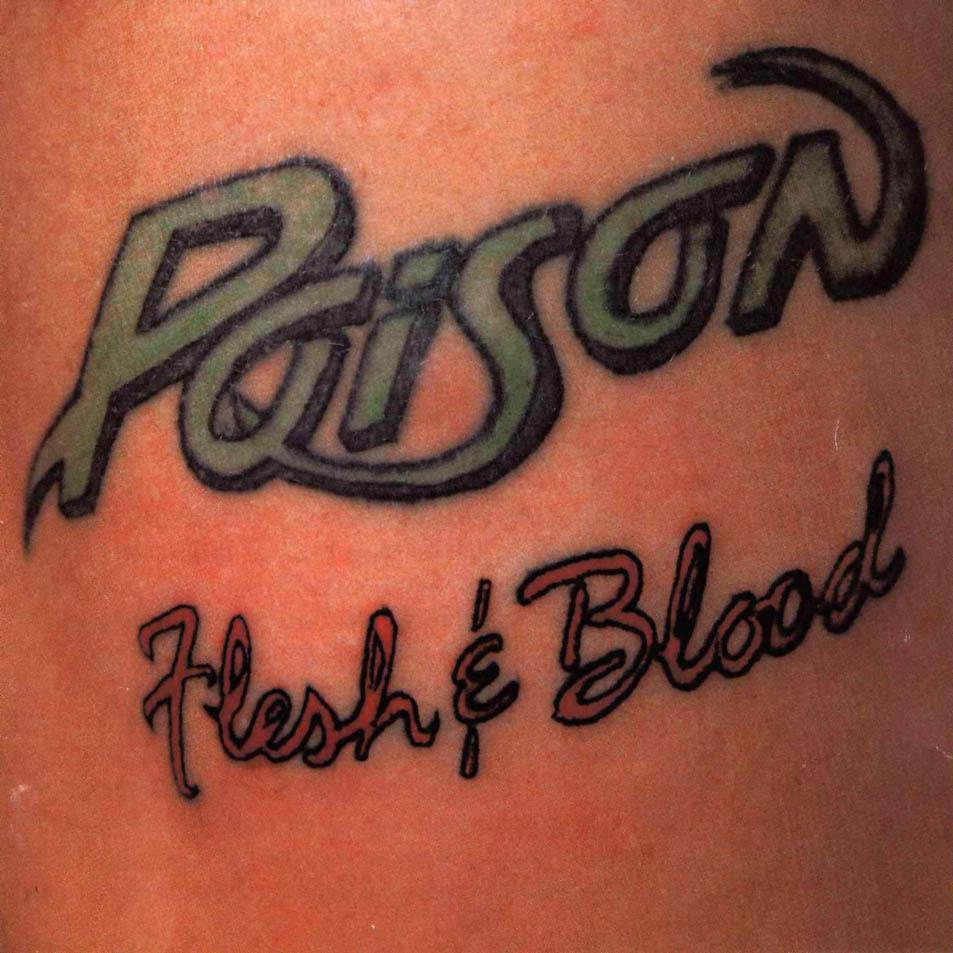 ¿Qué Estás Escuchando? - Página 5 Poison-Flesh_y_Blood-Frontal