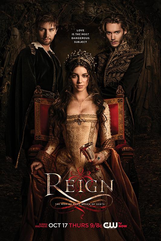 Reign : le destin d'une reine Reign
