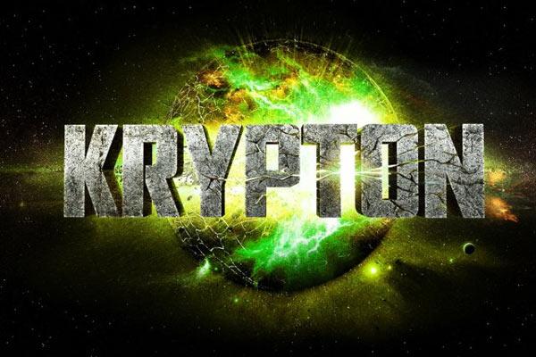 News diverses & projets variés dans la fiction de Genre - Page 27 Krypton