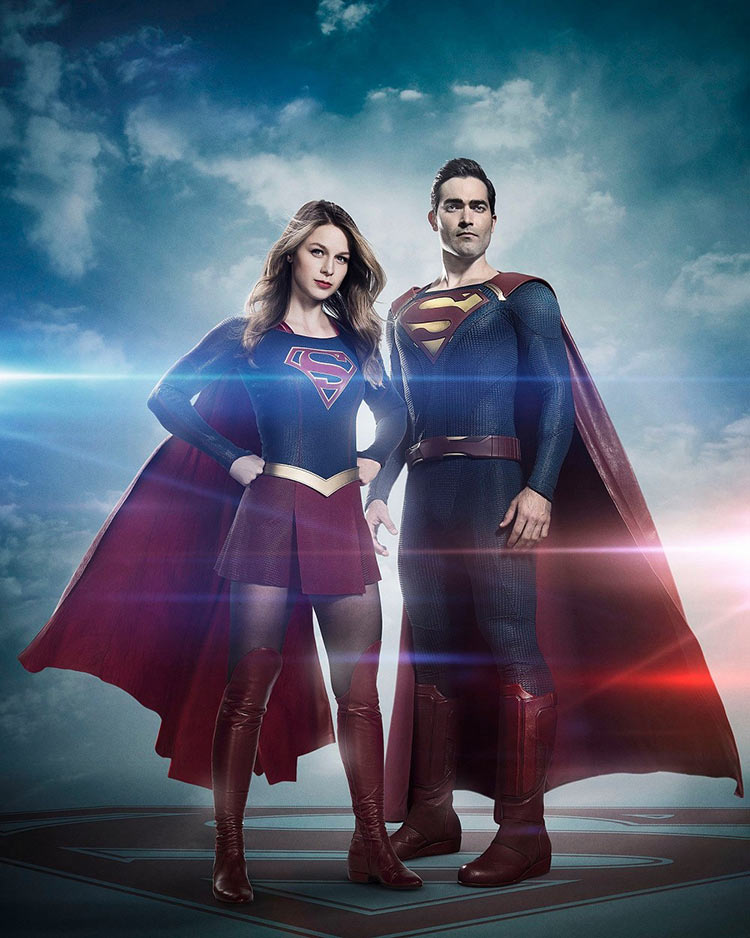 Supergirl Supergirl-TV-Superman-New-Costume