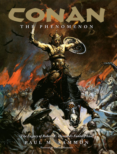 Conan the Phenomenon (by Paul Sammon) 10673