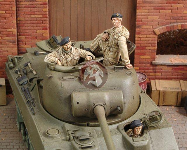 Sherman Vc Firefly - 1/35ème - kit Dragon #6031 Sherman Vc 'Firefly' - Page 5 514-1