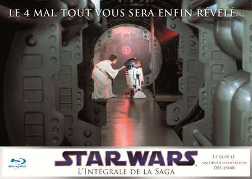 Star Wars : coffrets Blu-ray [Lucasfilm - 2011] - Page 4 Maythe4th