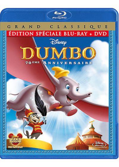 [BD + DVD] Dumbo (17 février 2010) - Page 7 151804