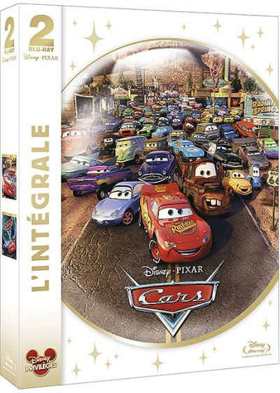 Cars 2 Edition Collector 30/11/2011 153790