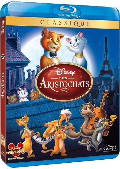 [BD + DVD] Les Aristochats (8 août 2012) - Page 3 154941