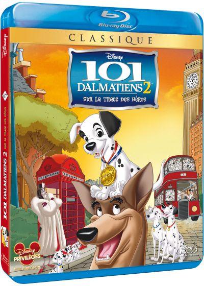 [BD + DVD] 101 Dalmatiens 2 : Sur la Trace des Héros (27 août 2008) (BD le 24 octobre 2012) - Page 4 155151