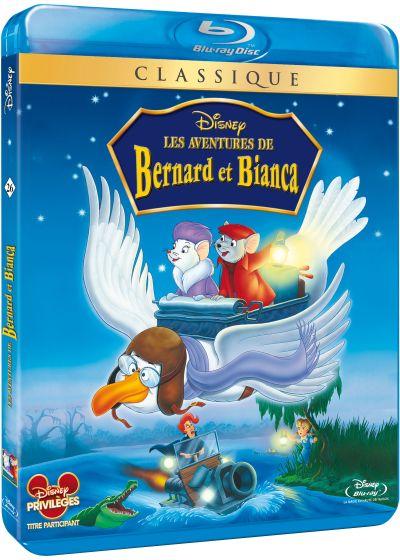 [BD] Les Aventures de Bernard et Bianca / Bernard et Bianca au Pays des Kangourous (24 octobre 2012) - Page 4 155216