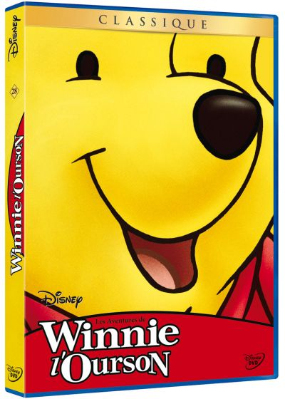 "[DVD] La saga ""Winnie l'Ourson"" en éditions exclusives (2 Septembre 2009) 44291"